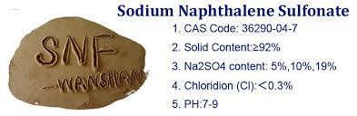 Applications Of Naphthalene Sulfonate
